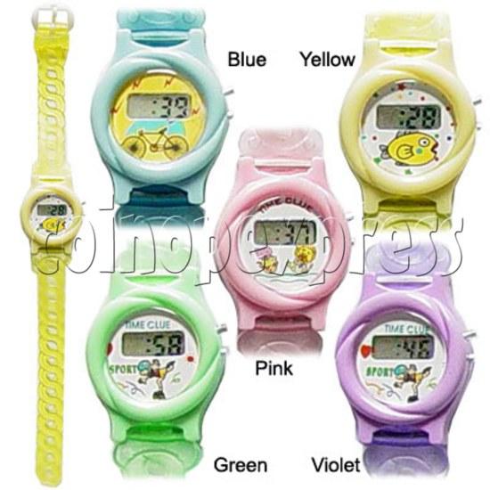 Kid's Plait Watches 11742