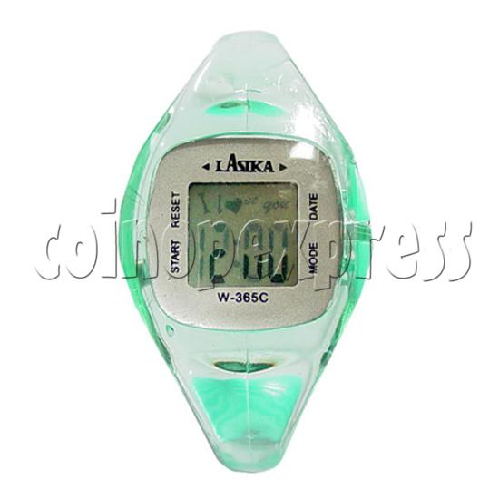 Rubber Bracelet Watches 11747