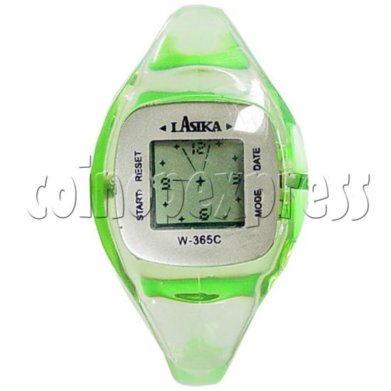 Rubber Bracelet Watches 11748