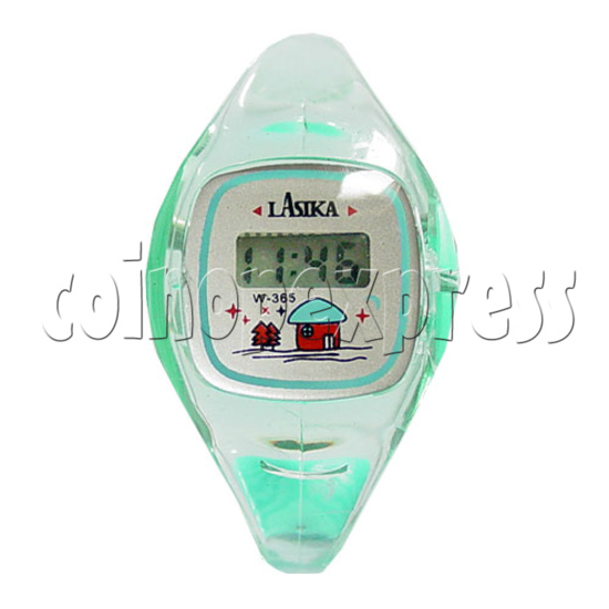 Rubber Bracelet Watches 11749