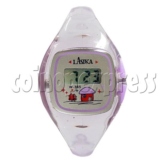 Rubber Bracelet Watches 11750