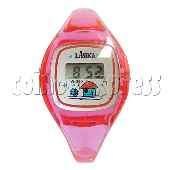 Rubber Bracelet Watches 11751