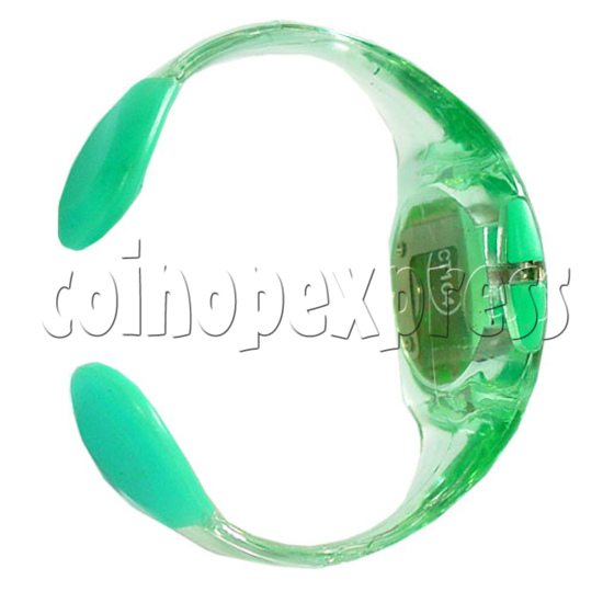 Rubber Bracelet Watches 11752