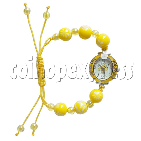 Colorful Bead Watches 11843