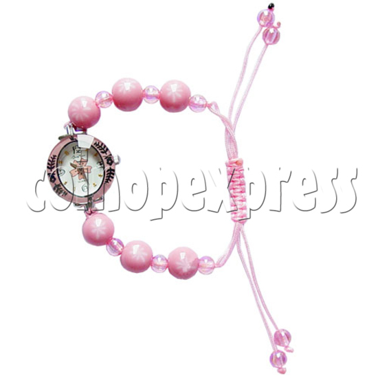 Colorful Bead Watches 11844