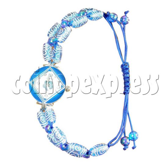 Colorful Bead Watches 11845