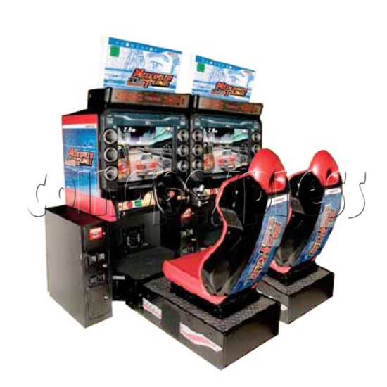 Wangan Midnight Maximum Tune Twin 11908