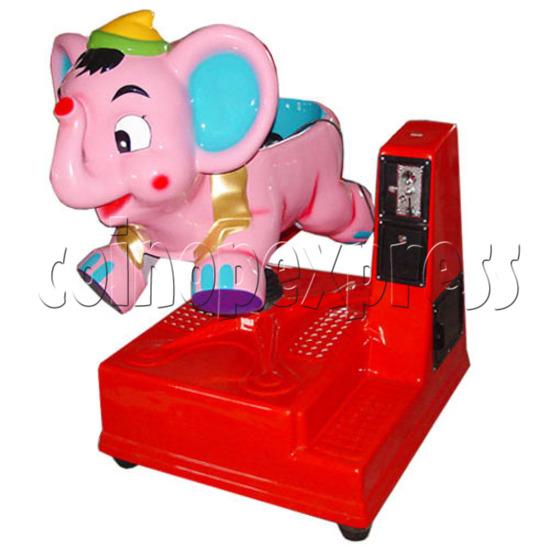 Baby Elephant Kiddie Ride 11941