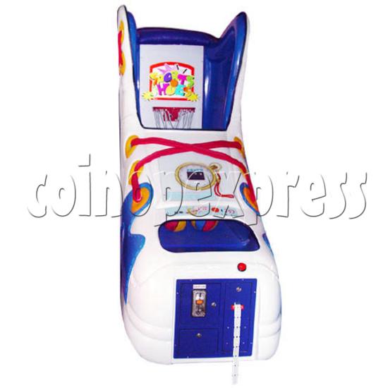 Sport Shoe basketball machine 11951