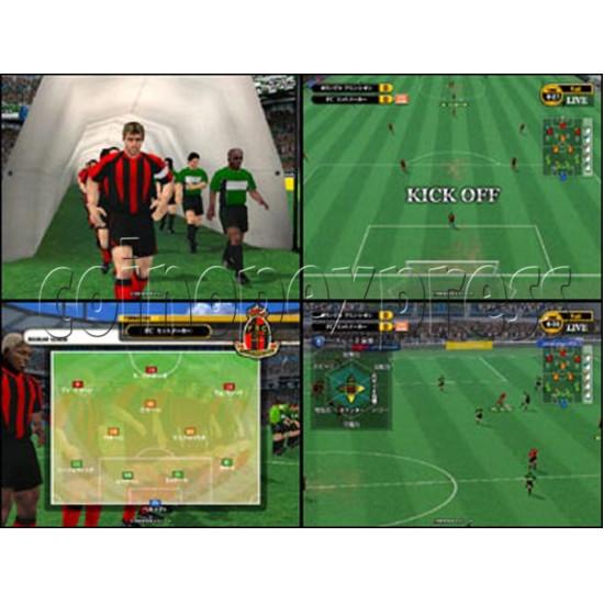 World Cup Championship Football (WCCF Sega) 12067