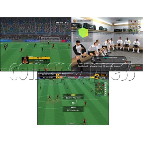 World Cup Championship Football (WCCF Sega) 12068