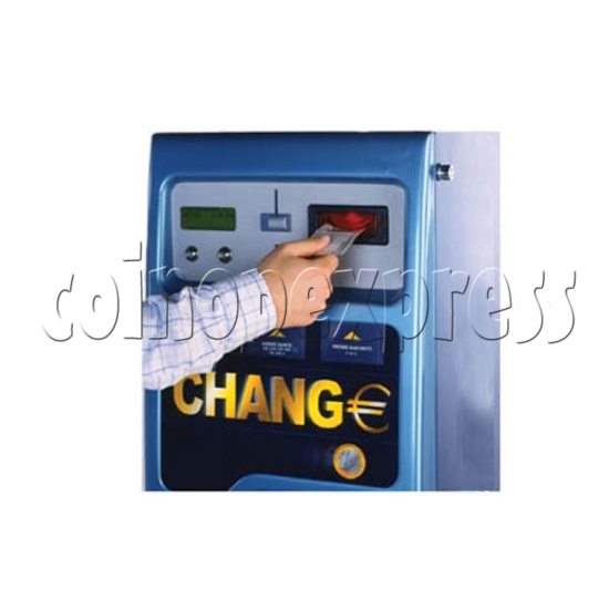 Changeuro Multi Note-Coin Change Machine 12102