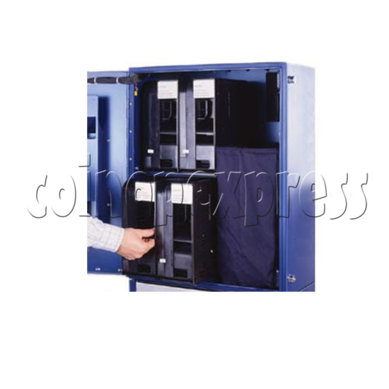 Changeuro Multi Note-Coin Change Machine 12103