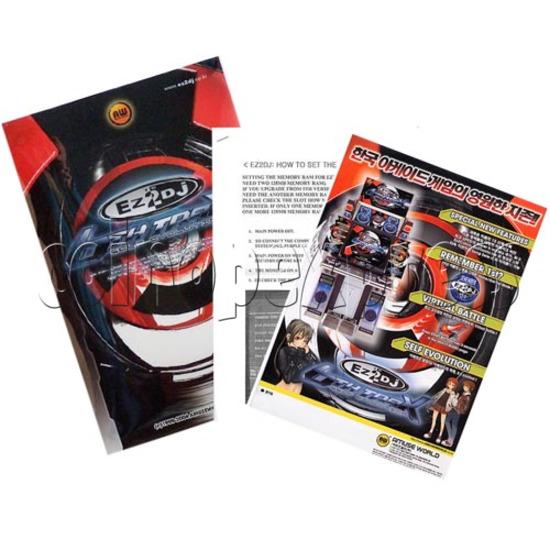 EZ 2 DJ 6th Trax Upgrade Kit (Self Evolution) 12138