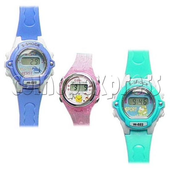 Sample Combo - Kid Watches Collection 12183