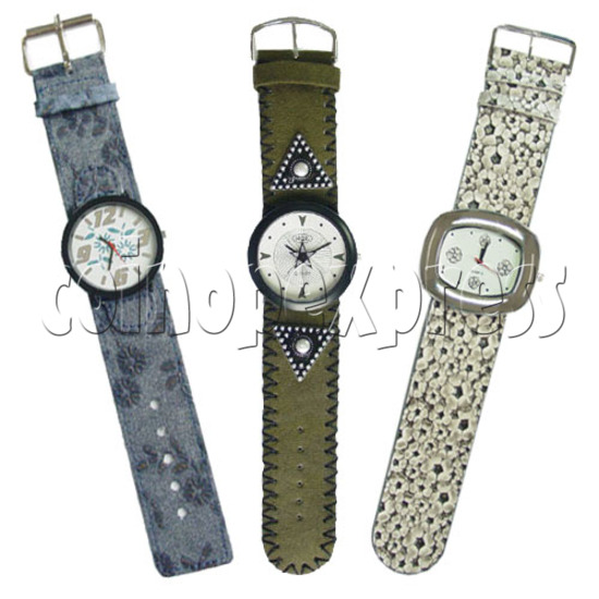 Sample Combo - PVC Watch Collection 12208