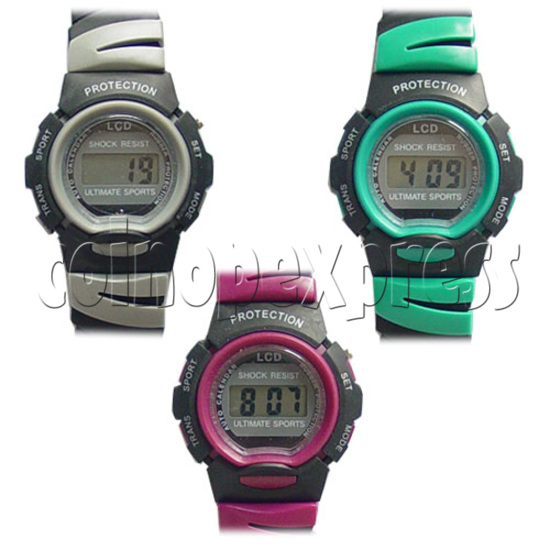 Sample Combo - Sport Watch Collection 12220