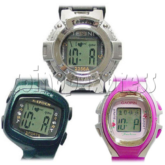 Sample Combo - Sport Watch Collection 12223