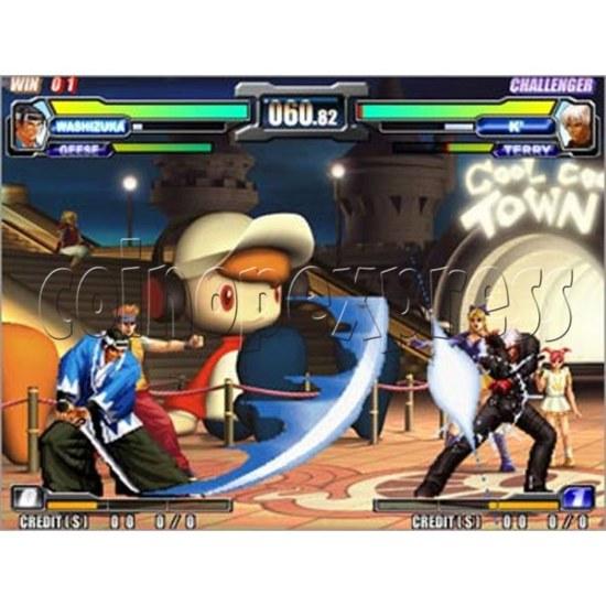 NeoGeo Battle Coliseum Kit -artwork 12246