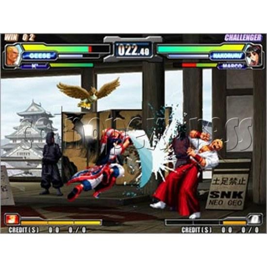 NeoGeo Battle Coliseum Kit -artwork 12247
