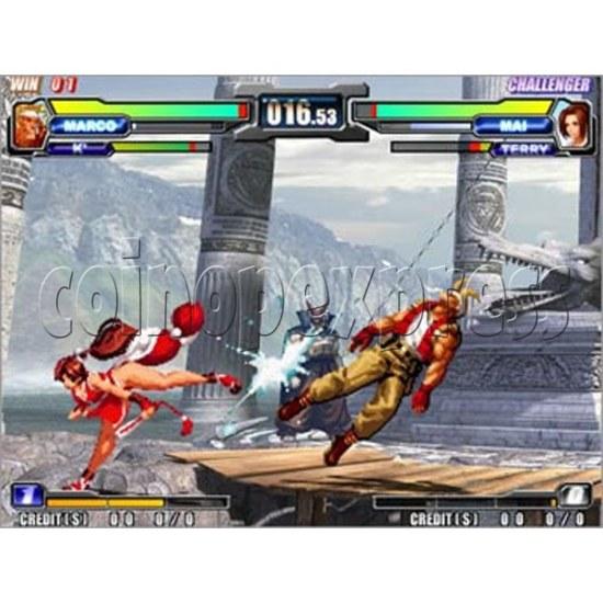 NeoGeo Battle Coliseum Kit -artwork  12249