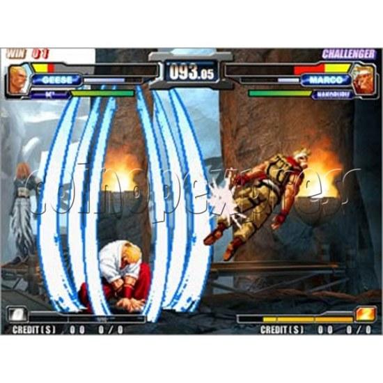 NeoGeo Battle Coliseum Kit -artwork 12250