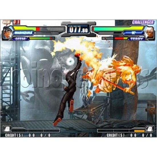 NeoGeo Battle Coliseum Kit -artwork 12251