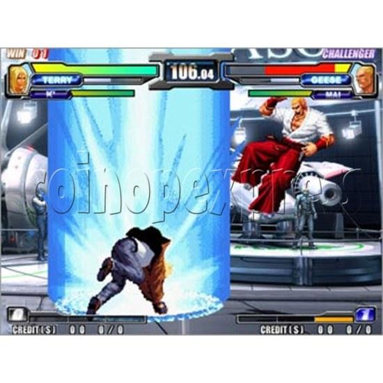 NeoGeo Battle Coliseum Kit -artwork 12252