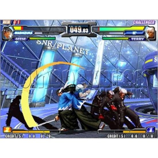 NeoGeo Battle Coliseum Kit -artwork 12253