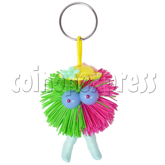 Hedge Ball Key Rings 12312