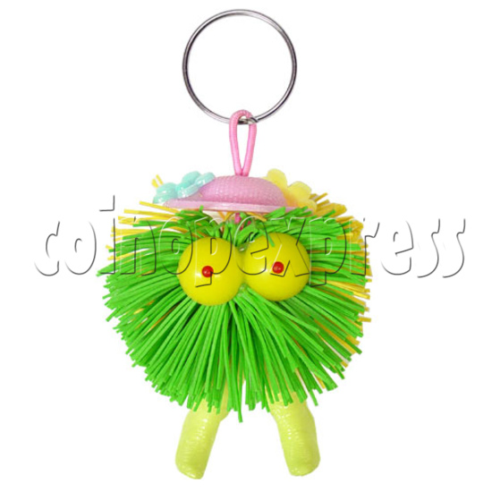 Hedge Ball Key Rings 12314