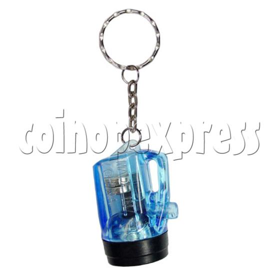 Torch Light-up Key Rings 12361