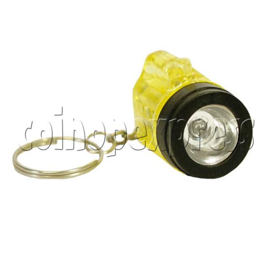 Torch Light-up Key Rings 12365