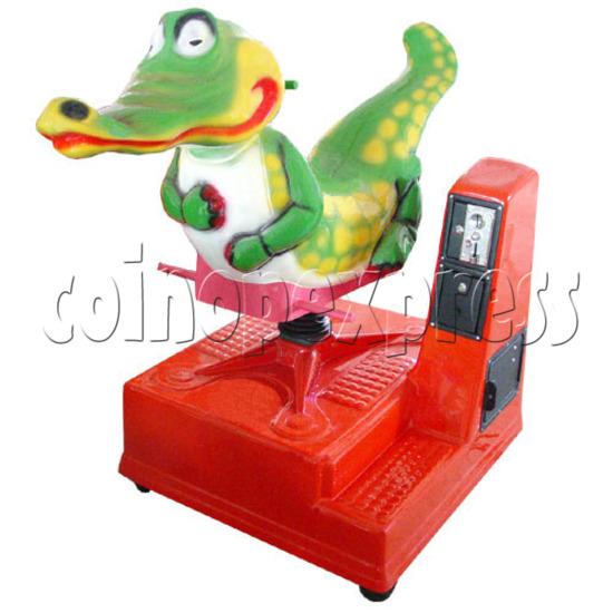 Alligator Kiddie Ride 12367