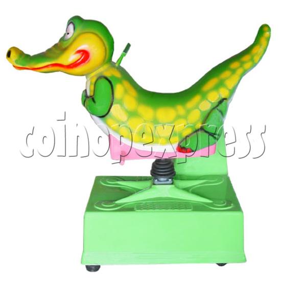 Alligator Kiddie Ride 12371