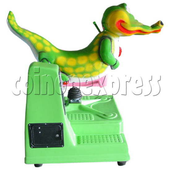 Alligator Kiddie Ride 12372