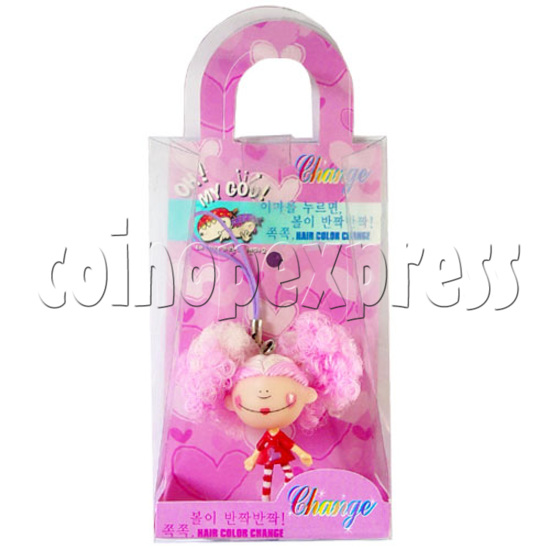 Animation Flashing Mobile Strap 12418