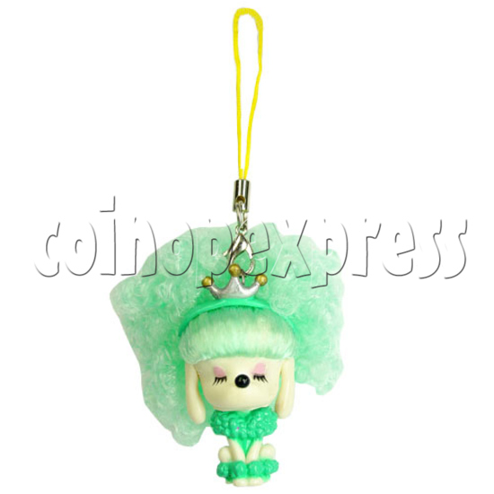 Sunshine Hair Color Change Mobile Phone Strap 12432