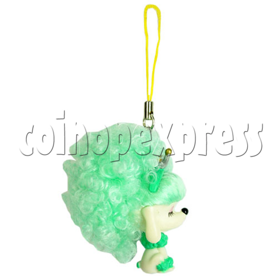 Sunshine Hair Color Change Mobile Phone Strap 12434