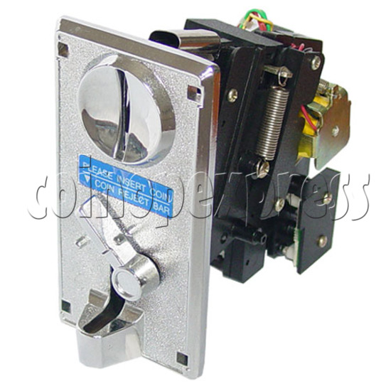 Electronic Comparable Front Type Coin Acceptor 12474