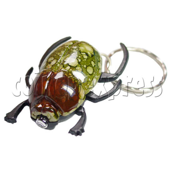 Beetle Torch Key Rings 12514
