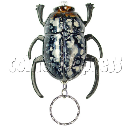 Beetle Torch Key Rings 12515