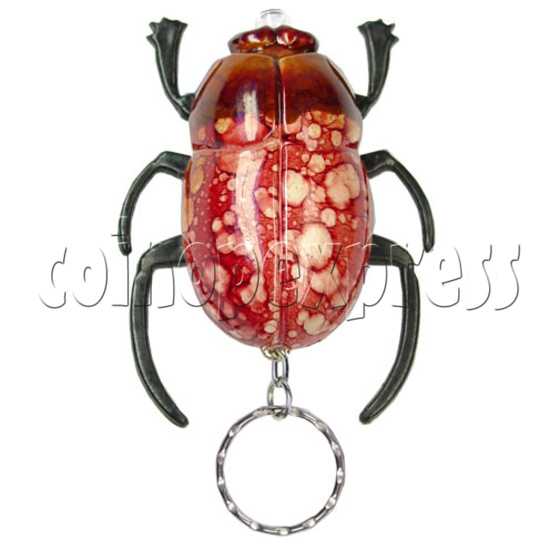 Beetle Torch Key Rings 12516