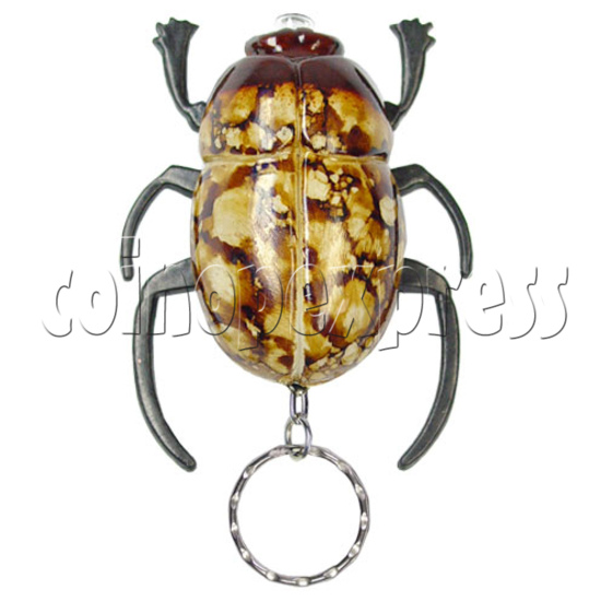 Beetle Torch Key Rings 12518