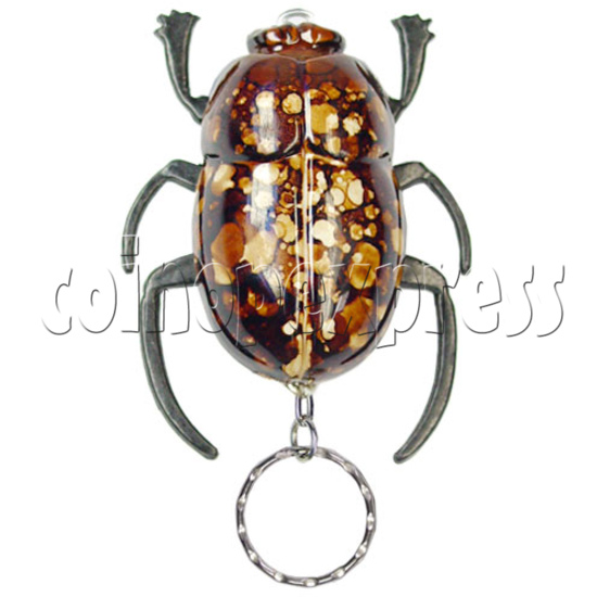 Beetle Torch Key Rings 12519