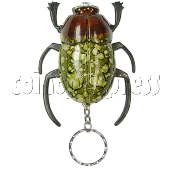 Beetle Torch Key Rings 12520