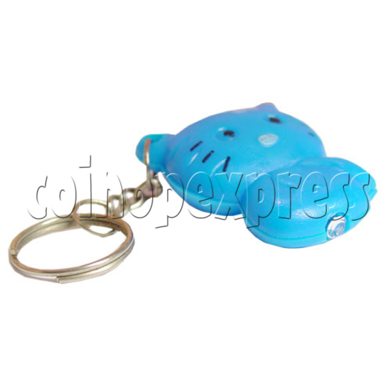 Cartoon Car Key Rings 12531