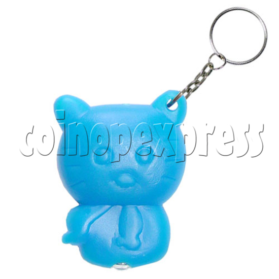 Cartoon Car Key Rings 12533