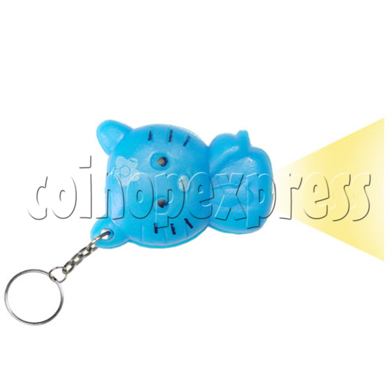 Cartoon Car Key Rings 12534