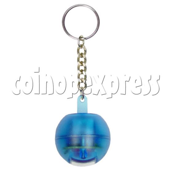 Automatic Digital Dice Key Rings 12537